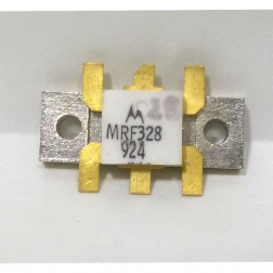 MRF328 NPN Silicon RF Power Transistor, 28 V, 400 MHz, 100 W, Motorola