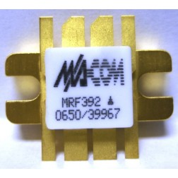 "MRF392 Controlled ""Q"" Broadband Power Transistor, 125W, 30 to 500MHz, 28V, M/A-COM"