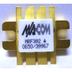 "MRF392 Controlled ""Q"" Broadband Power Transistor, 125W, 30 to 500MHz, 28V, M/A-COM"