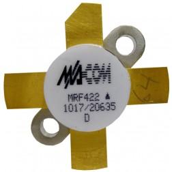 MRF422 NPN Silicon Power Transistor, 150 W (PEP), 30 MHz, 28 V, M/A-COM