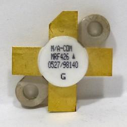 MRF426 NPN Silicon Power Transistor, 25 W (PEP), 30 MHz, 28 V, M/A-COM