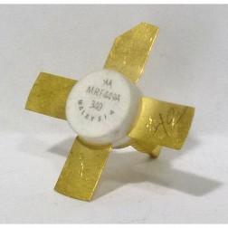 MRF449A NPN Silicon Power Transistor, Stud Mount, 30 W, 30 MHz, 12.5 V, Motorola