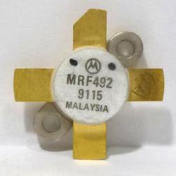 MRF492 Transistor, 12 volt, mquad