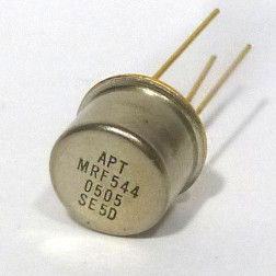 MRF544 NPN Silicon RF and Microwave Discrete Low Power Transistor, APT