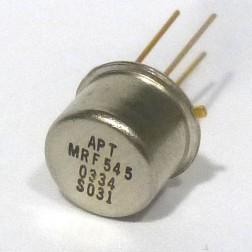 MRF545 RF and Microwave Discrete Low Power Transistor, APT