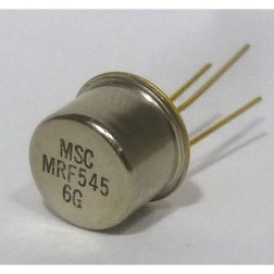 MRF545 RF and Microwave Discrete Low Power Transistor, Microsemi