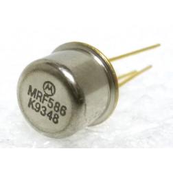 MRF586 RF & Microwave Discrete Low Power NPN Silicon Transistor, Motorola