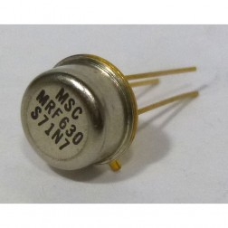 MRF630 NPN Silicon RF Power Transistor, 12.5 V, 470 MHz, 3.0 W, Microsemi
