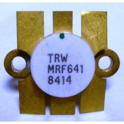 MRF641 TRW Transistor (NOS)