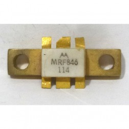 MRF846 NPN Silicon RF Power Transistor, 12.5 V, 870 MHz, 40 W, Motorola