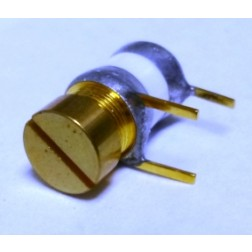MVM010W  Piston Trimmer Capacitor, 0.8-10pf, Murata