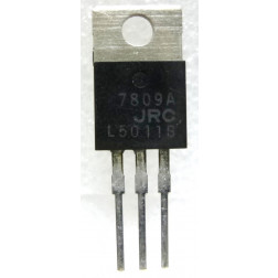NJM7809A  3-Terminal 1A Positive Voltage Regulator, 9v, MC7809, JRC