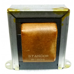 P-8616 Low voltage transformer, 117VAC, 48v C.T., 1 amp, Stancor