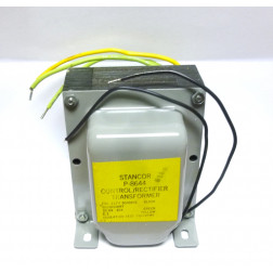 P-8644 Low voltage transformer, 117VAC, 12.6v C.T., 10 amp, Stancor