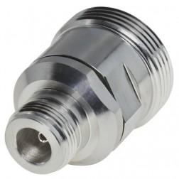 P2RFD1673-4 Between Series Adapter, 7/16 DIN Female to Type-N Female, RFI