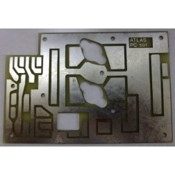 PC501  Printed Circuit Board, Used in Final PA of Atlas Radios