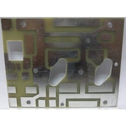PC560  Printed Circuit Board, Used in Final PA of Atlas Radios
