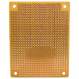 PCB8933 Solderable Perforated Board.  Use with BOX8923
