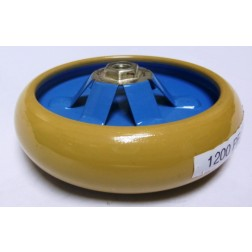 PE100-1200-13 Doorknob Capacitor, 1200pf, 13kvp,  Vishay/Draloric