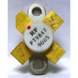 PT9847  Transistor, 80 Watt, 14-30 MHz, .380 Flange Mount, TRW / RF