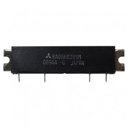 RA06H8285M RF Module, 820-851 MHz, 6 Watt, 12.5v, Mitsubishi