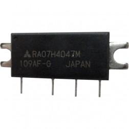 RA07H4047M RF Power Module, 400-470 MHz, 7 Watt, 12v, Mitsubishi