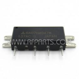 RA07H4047M Mitsubishi RF Module 400-470 MHz 7 Watt 12V