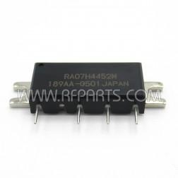 RA07H4452M-501 Mitsubishi RF Module 440-520 MHz 7 Watt 12.5V