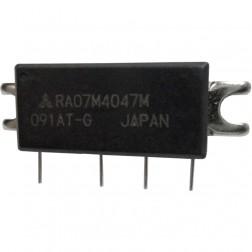 RA07M4047M RF Power Module, 400-470 MHz, 7 Watt, 7.2v, Mitsubishi
