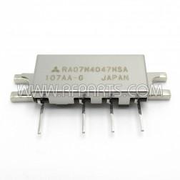 RA07M4047MSA Mitsubishi RF Module 400-470 MHz 7 Watt 7.2V (NOS)