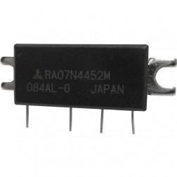 RA07N4452M, RF Power Module, 440-520 MHz, 7 Watt, 9.6v, Mitsubishi