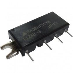 RA08H1317M-501 RF Power Module, 135-175 MHz, 8 Watt, 12.5v, Mitsubishi