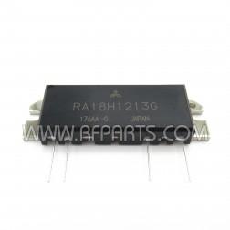 RA18H1213G Mitsubishi RF Module 1240-1300 MHz 18 Watt 12.5V (NOS)