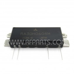 RA30H0608M Mitsubishi RF Module 68-88 MHz 30 Watt 12.5V (NOS)