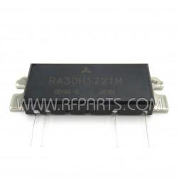 RA30H1721M Mitsubishi RF Module 175-215 MHz 30 Watt 12.5V (NOS)