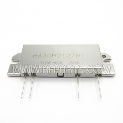 RA30H2127M1-501 Mitsubishi RF Module 210-275 MHz 30 Watt 12.5V