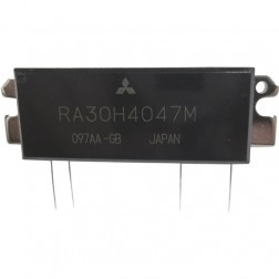 RA30H4047M  RF Module, 400-470 MHz, 30 Watt, 12.5v Mitsubishi