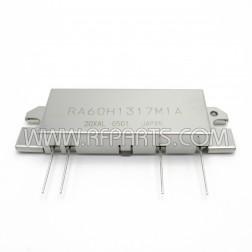 RA60H1317M1A-501 Mitsubishi RF Module 135-175 MHz 60 Watt 12.5V