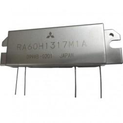 RA60H1317M1A-501 RF Module, 135-175 MHz, 60 Watt, 12.5v, Metal Case  Mitsubishi