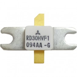 RD30HVF1-101  Transistor, 30 watt, 175     MHz, 12.5v, Mitsubishi