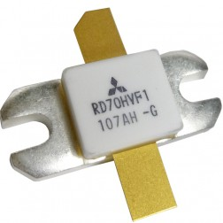 RD70HVF1 Transistor, 70 watt, 175 MHz, 12.5v, Mitsubishi
