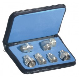 P2RFA4013-SS  7/16 DIN Adapter Kit (6 pcs.) Low Pim RFI