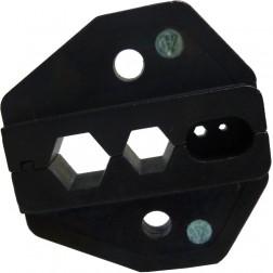 RFA4005-08 Die Set for RFA4005-20 Crimp Handle, RG59/U & 8281 cable, RF Industries