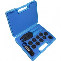RFA4005-520 - Commercial grade Coax crimp tool and stripping kit, RF Industries