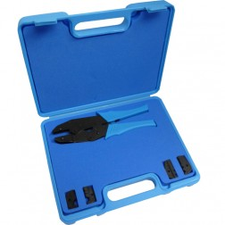 RFA4005  Crimping Tool Kit in Hard Case, RF Industries
