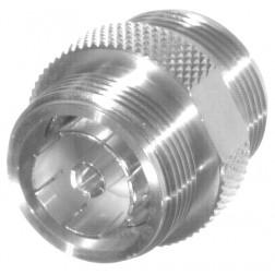 RFD-1653-2 RF Industries 7/16 DIN In Series Adapter Female to Female