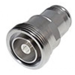 RFD1685-4  Between Series Adapter, 4.3-10 Female to 7/16 Female, Straight, RFI