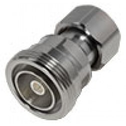 RFD1688-4  Between Series Adapter, 4.3-10 Male to 7/16 Female, Straight, RFI