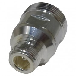 RFD1673-2  Between Series Adapter, 7/16 DIN Female to Type-N Female, RFI