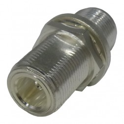 RFN1023  IN Series Adapter, N Female to N Female bulkhead, RFI